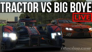 iRacing - Tractor Takes On The BIG BOYE | iLMS @ Monza