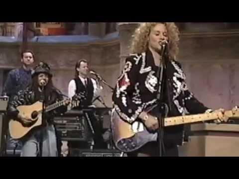 Carole King - Smackwater Jack (Letterman,1994)