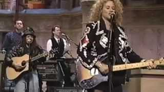 Carole King - Smackwater Jack (Letterman,1994)