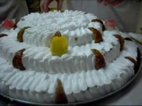 Linterieur De Mon Wedding Cake