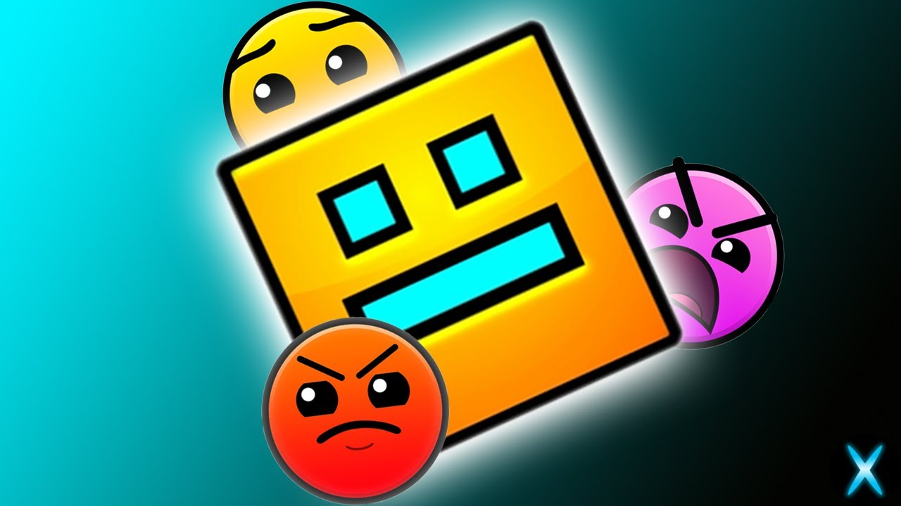 If I die, I play another level - Geometry Dash