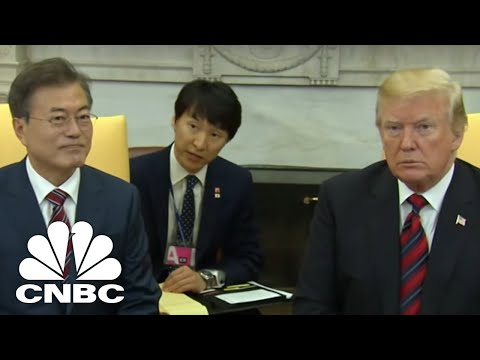 I Think Kim Jong Un Is Serious About Denuclearization: President Donald Trump | CNBC