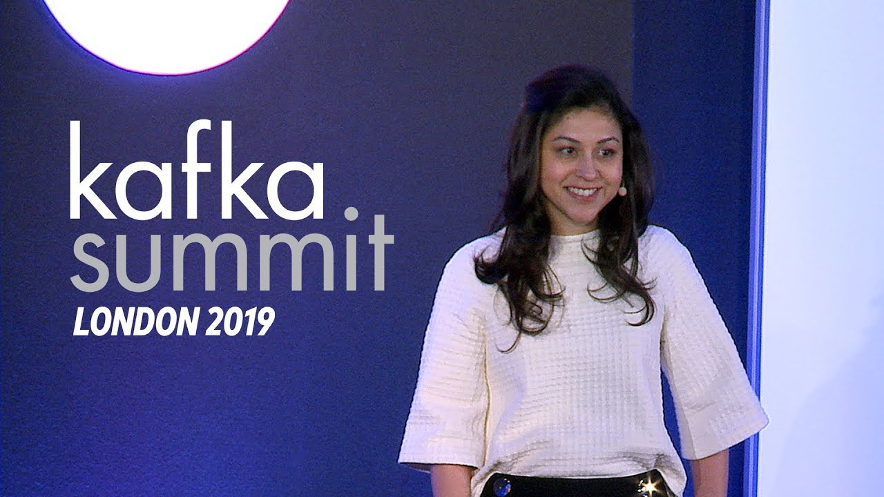 Neha Narkhede   Kafka Summit London 2019 Keynote   Event Streaming: Our  Cloud-Native Journey Lessons