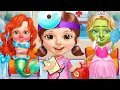 Sweet Baby Girl Superhero Hospital Care - Play Fun Superhero Princess Fairy Makeover Games For Girls