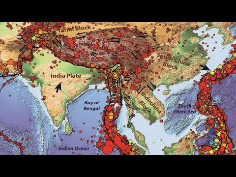 Whoa! Worldwide Deep Earthquake Prepare For 7.8M Plus Unnerving Yellowstone Update 29th NOV, 2017