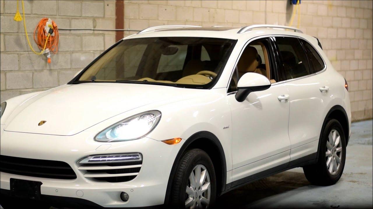 Porsche Cayenne Viper Smart Start Remote Starter Infiniti Intelligent Key Csi Car Systems Installation