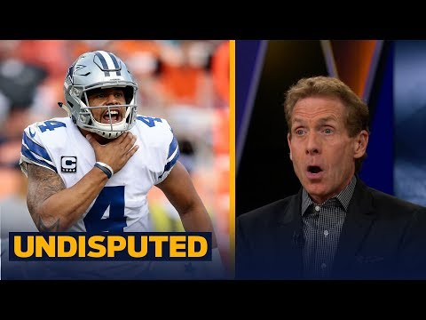 Skip Bayless reacts to the Dallas Cowboys' Week 2 loss to the Denver Broncos | UNDISPUTED