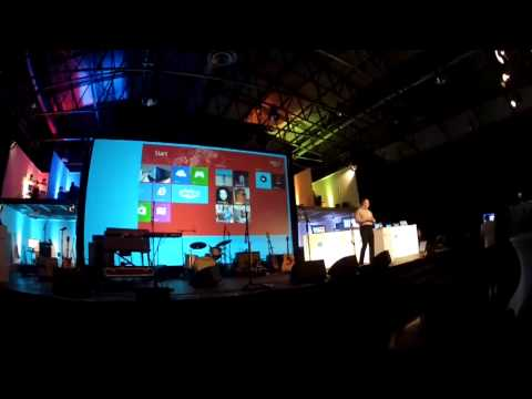 Microsoft Windows 8 Launch Event Stockholm Sweden 2012-10-25