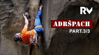 Sean Villanueva: Tricky off-width and First Ascent in the Czech Republic