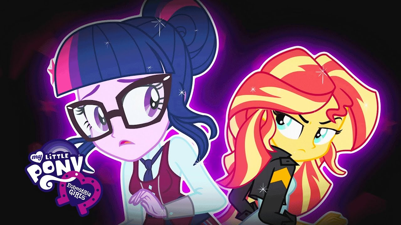 My Little Pony: Equestria Girls - Friendship Games 'The ...