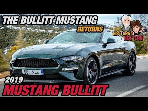 The Bullitt Mustang Returns!  Mustang Bullitt Review