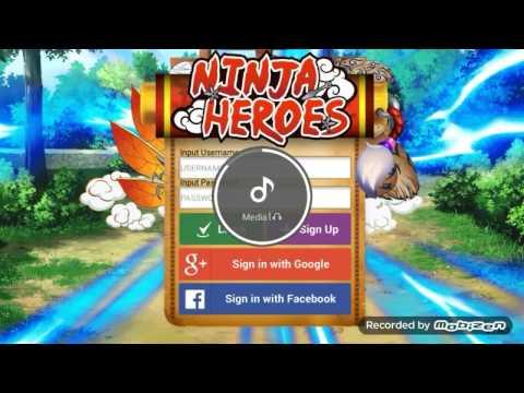 Bagi Bagi Akun Ninja Heroes Free Udh Dapat Ss Youtube