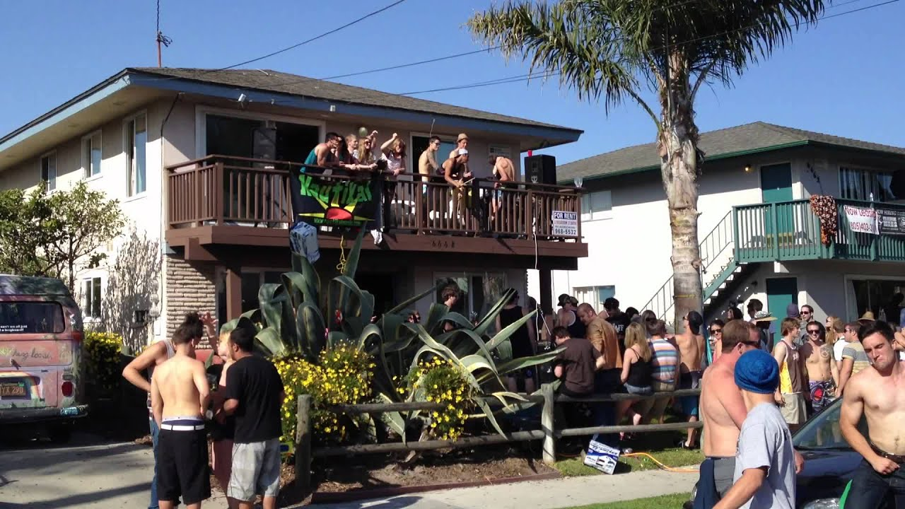 Isla vista hook up