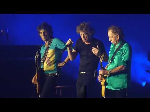"""Midnight Rambler"" Rolling Stones@MetLife Stadium New York 8/5/19"