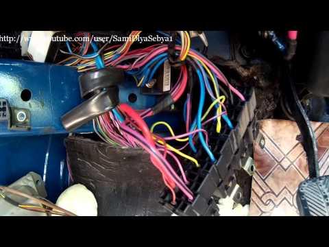 Принудительное включения вентиляторов минуя ЭБУ НИВЫ. Установка на НИВЕ 21214