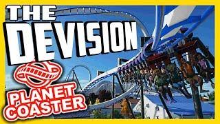 The Devision - Ist die Bahn Smooth Criminal? | PARKTOUR - Planet Coaster
