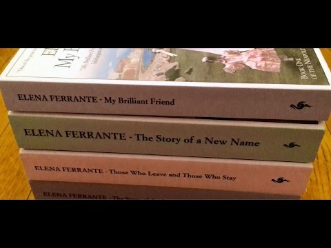 "Ross Robins on ""Elena Ferrante, The World's Foremost Modern Writer"""