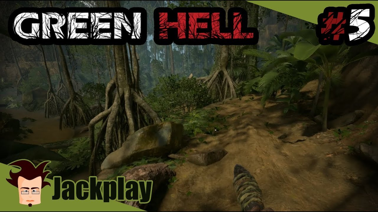 Green Hell 5 Chemin Vers Le Monte Charge Lets Play Fr