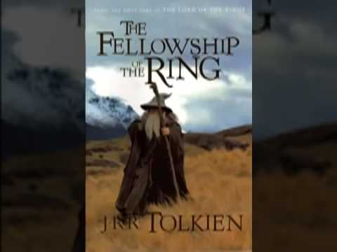 The Fellowship of the Ring Audiobook (The Lord of The Rings Book 2) by J R R Tolkien