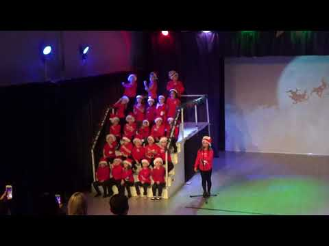 Must be Santa (Choreography ideas for kids)