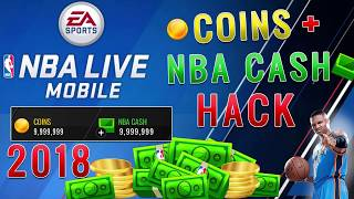 NBA Live Mobile Hack 2018 - NBA Live Mobile Coins and NBA Cash Hack [NEW]