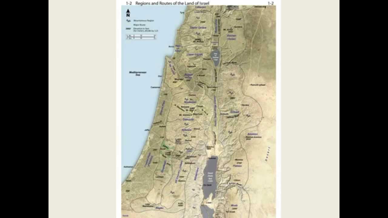 Israel map telugu language    Voice of Christian