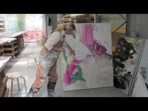 Inside The Studio Jessica Zoob