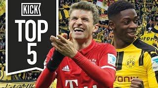 Top 5 Reasons The Bundesliga Is The Best