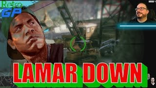 GTA 5 on PC at 60FPS !!! LAMAR DOWN - We got to SAVE him from a POT FARM!! - Part 43 - Retro GP