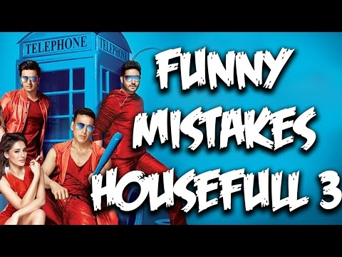 Everything Wrong With Housefull 3 Movie |...