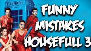 Everything Wrong With Housefull 3 Movie   Akshay Kumar   Bollywood Mistakes   Episode #17