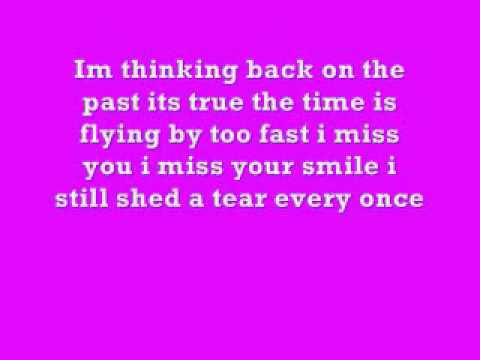 I Miss You~Miley Cyrus (lyrics on screen)