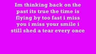 Repeat youtube video I Miss You~Miley Cyrus (lyrics on screen)