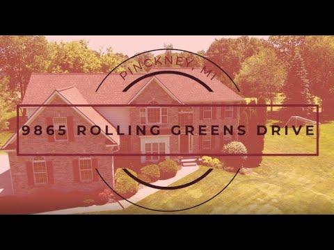 New Listing: 9865 Rolling Greens Drive