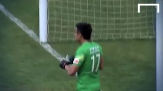 Goalkeeper gets FINED after conceding whilst drinking thumbnail
