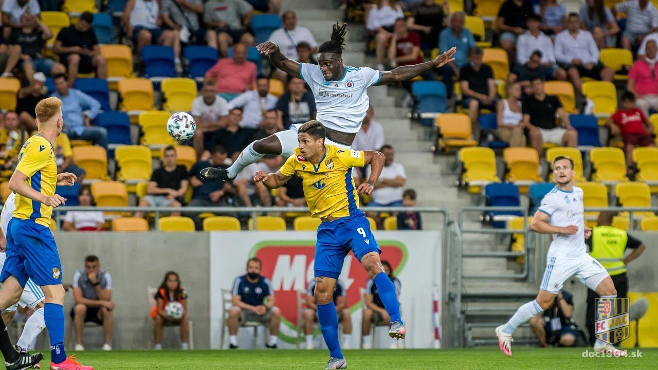 Download DAC 1904 - ŠK Slovan Bratislava 1:3 (1:1)