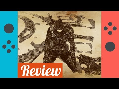 Joe Dever's Lone Wolf Switch Review
