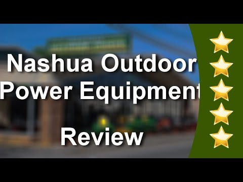 Nashua Outdoor Equipment Amazing 5 Star Review By Bill Rostron