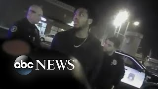 Milwaukee police release body cam footage of Sterling Brown