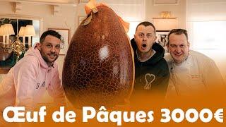 Oeuf de Pâques à 3€ VS 3000€ avec NORMAN ( ET c'est Totalement FOU !!! )