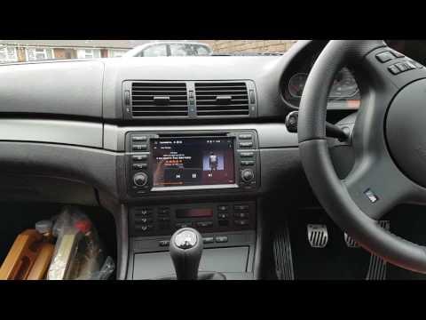 Kd Vi Galaxy BMW E46 Erisin Install...