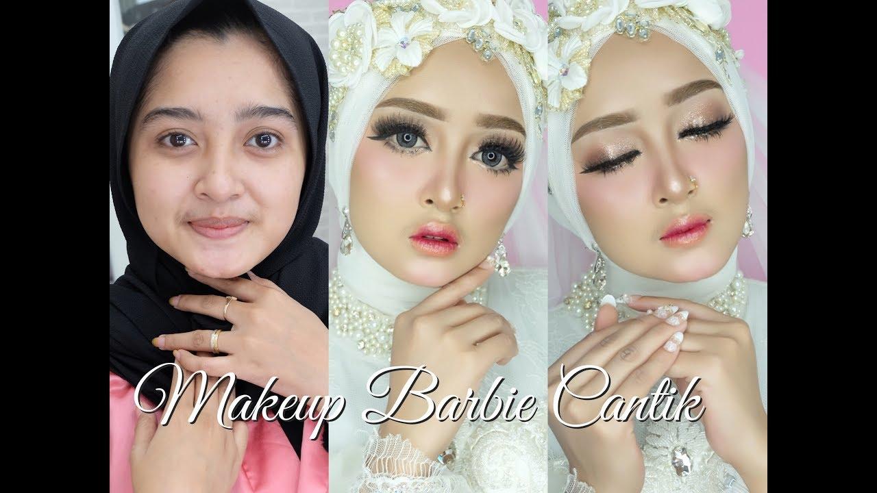Cara Make Up Barbie Hijab Cheap Toys For Sale