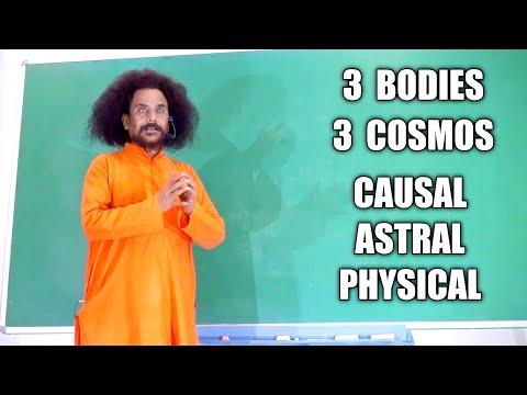 Kriyayoga: Realize TRUE SELF (Physical Body, Astral Body & Causal Body)
