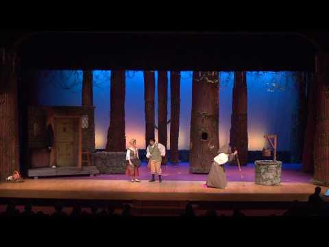 Rodger's and Hammerstein's Cinderella   University High School   2017   Cast A