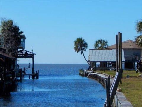 Horseshoe Beach, Florida. Small fishing town