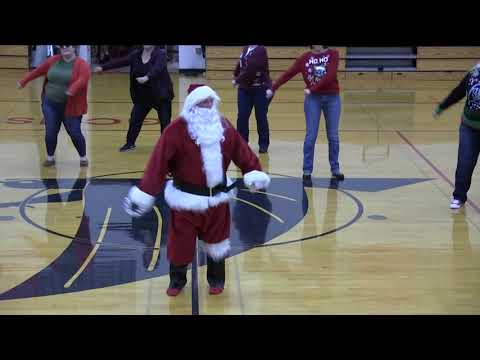 A Fortnight Before Christmas GCMS Middle School