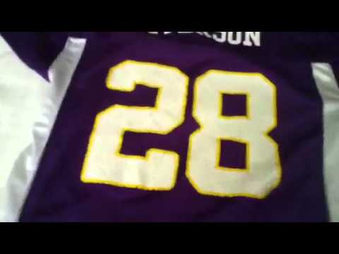 Adrian Peterson Jersey Review