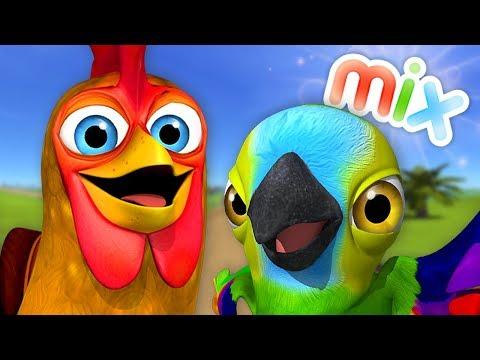 Cantan Los Animales y más canciones de La Granja de Zenón | El Reino Infantil