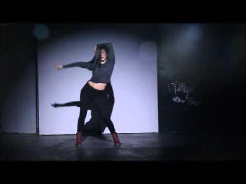 Waacking Dance | El Salvador | Rocío Buendía - YouTube