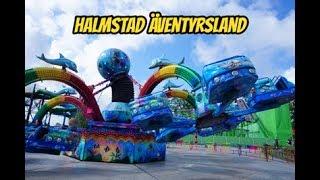 Halmstad Äventyrsland Karuseller Nöjespark Paw Patrol Marshall Chase VLOGG